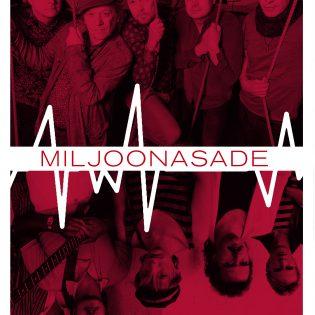 """""""Oi miljoonasade!"""" – Uutuuskirjojen arviossa kattava bändihistoriikki Miljoonasade-yhtyeestä"""