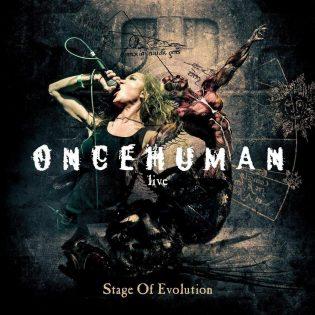 "Brutaali, brutaalimpi, Once Human – arviossa yhtyeen ""Stage Of Evolution"" -livealbumi"