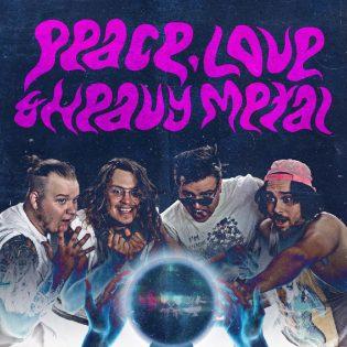 Epäsuomalaista iloa ja energiaa – arvostelussa Destiny Oceanin ensialbumi Peace, Love & Heavy Metal
