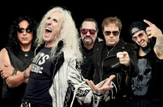 "Twisted Sister, fronted by the incomparable Dee Snider, will perform the last U.S. date of its farewell ""40 and F*ck It"" World Tour at Badlands Pawn, Gold & Jewelry in Sioux Falls, South Dakota on October 22, 2016. (PRNewsFoto/Badlands Pawn, Gold & Jewelry)"