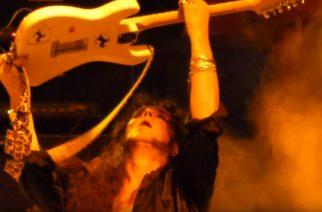 Maaliskuussa uuden albuminsa julkaiseva kitarasankari Yngwie Malmsteen esiintyi Miamissa: livevideoita keikalta katsottavissa