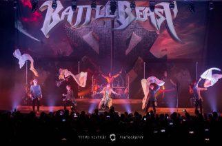 """Battle Beastilta uusi lyriikkavideo kappaleelle """"The Golden Horde"""""""