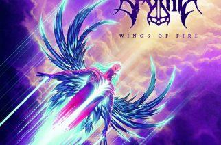 Brymirin kolmas studioalbumi Wings Of Fire saa ensi-iltansa 16.3. Kaaos Metal Nightissa