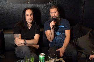 Jos musisointi ei kuuluisi toimenkuvaan, Children Of Bodomin Daniel olisi työtön ja Jaska puuseppä: Suomen menestyneimpiin metalliyhtyeisiin lukeutuva COB pitkässä videohaastattelussa KaaosTV:llä