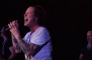 Corey Taylorin soolokeikalla kuultiin Van Halenia ja Guns And Rosesia – katso livevideot keikalta
