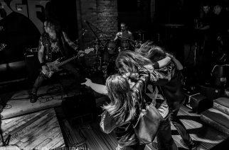 Nuorta ja vanhaa thrash metallia Turun Saaristobaarissa: katso kuvat Maniac Abductorin ja Damage S.F.P:n keikalta