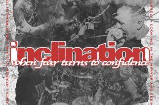 Inclinationin uusin EP ysärihardcoren ystäville – When Fear Turns to Confidence arvostelussa