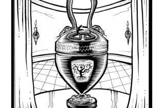"""Outoa, viihdyttävää ja massasta poikkeavaa – arviossa Johannes Faustuksen taiderock-teos """"Astia"""""""