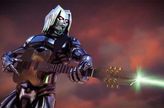 John 5 -robotti tuhoaa Hollywoodia kitara-aseellaan: John 5 And The Creatures julkaisi animoidun musiikkivideon uudesta singlestään