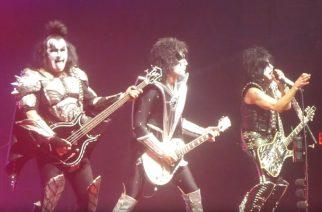Kesäkuussa Rockfestiin saapuvan Kissin live-videoita katsottavissa hiljattaiselta New Yorkin keikalta