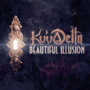 """KuuΔeltan """"Beautiful Illusion"""" -debyytti on kaunis ja eheä kokonaisuus"""