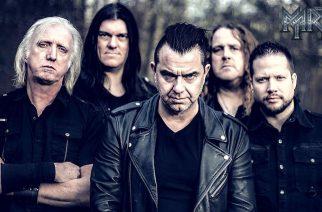 Hollannin metallilegenda Martyr Pt78 Recordsille