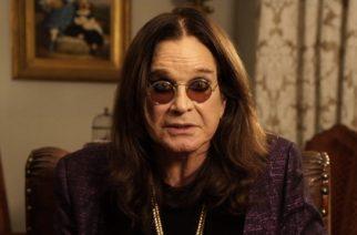 """Ozzy Osbourne suunnittelee siirtyvänsä jo maaliskuussa studioon työstämään seuraavaa albumiaan: """"Kun en kerran keikkaile, niin täytyy tehdä jotain"""""""