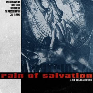 Kahdeksan minuuttia täyttä paahtoa – Rain of Salvationin uusi EP kuuntelussa