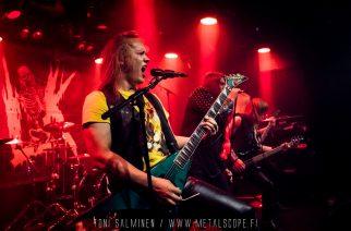 Helsinkiläisyhtye Satan's Fall solmi maailmanlaajuisen levytyssopimuksen: debyyttialbumi työn alla