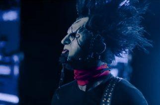 Static-X-yhtyeen kiertuelaulaja Xer0 kommentoi rooliaan tulevilla keikoilla