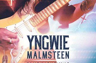 """Yngwie Malmsteen pisti klassikkokappaleet uuteen uskoon """"Blue Lightning"""" -albumillaan"""