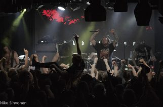 The Black Dahlia Murder On The Rocks (12)