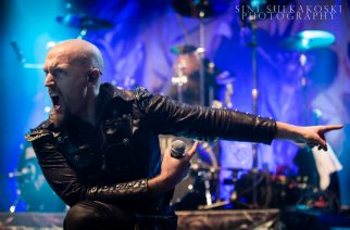 Beast In Black seilaa kovassa nosteessa: yhtyeelle keikka Helsingin jäähalliin joulukuussa