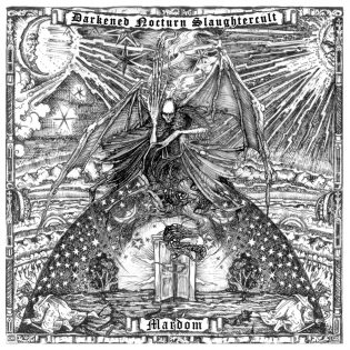 """Nokturnaalista marssia ei voi pysäyttää – arviossa Darkened Nocturn Slaughtercultin kuudes albumi """"Mardom"""""""