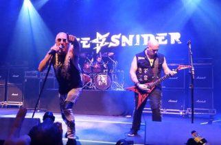 Twisted Sister -nokkamies Dee Snider esiintyi Maltalla: livevideoita keikalta katsottavissa