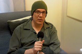 Devin Townsend kertoo mietteitään muun muassa Suomesta, vanhemmuudesta ja metallimusiikista KaaosTV:n haastattelussa