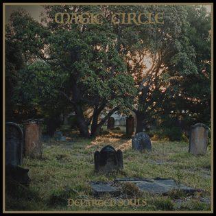 """Magic Circle julistaa tuomion sanomaansa kolmannella albumillaan """"Departed Souls"""""""