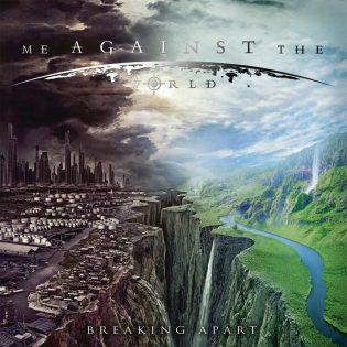 """Komeista kansista huolimatta Me Against The Worldin debyytti """"Breaking Apart"""" on yllätyksetön albumi"""