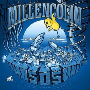 """Millencolinin energisyys jää tasapaksuisuuden varjoon """"S.O.S.""""-albumilla"""