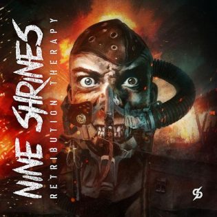 "Nine Shrinesin ""Retribution Therapy"" uhkuu patoutunutta energiaa"