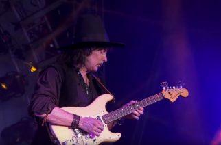 "Ritchie Blackmore vierailee William Shatnerin kappaleella ""The Thrill Is Gone"": Audio kuultavissa"