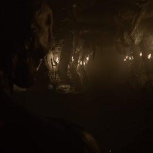 """Alieneita ja tuhoituneita kaupunkeja: Rotting Christilta animoitu musiikkivideo """"In the Name of God"""" -kappaleesta"""