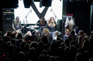 40-vuotias Saint Vitus näytti tien doom metalin ytimeen lähes loppuunmyydyssä On the Rocksissa