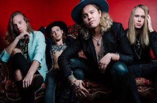Paluuta tekevä Santa Cruz lämmittelee lauteet Bon Joville Tallinnan Laululavalla kesäkuussa