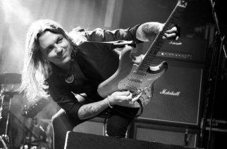 Kitaristi Soren Andersen Mighty Musicille – sooloalbumi ulos syksyllä