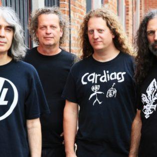 Kanadalainen thrash metal -yhtye Voivod ilahduttaa fanejaan soittamalla striimikeikan elokuussa