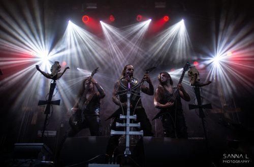 Belphegor, Steelfest 2019