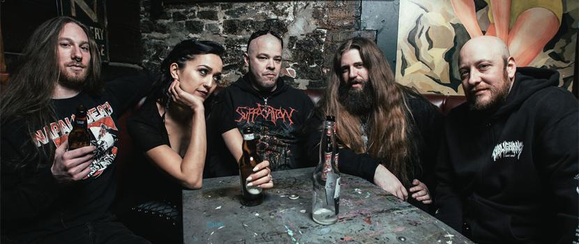 Yhdysvaltalainen äärimetalliyhtye Abnormality lopettaa toimintansa