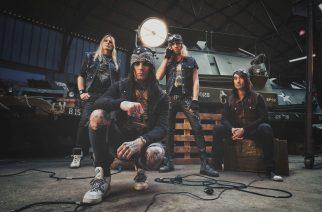 Hard rock -yhtye Blackrain SPV/Steamhammerille