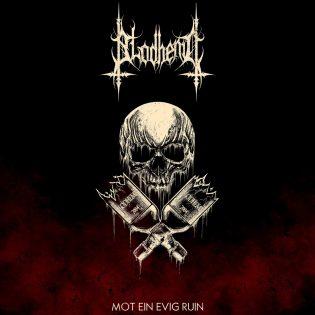 """Blodhemnin uutukainen """"Mot ein evig ruin"""" tarjoilee thrashinkatkuista black metalia"""