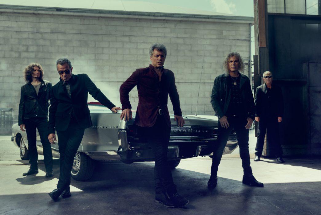 Bon Jovilta ilmainen stream-keikka perjantaiyönä