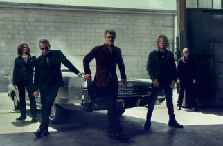 """Legendaarinen rock-yhtye Bon Jovi julkaisee uuden albumin huhtikuussa: uusi kappale """"Limitless"""" kuunneltavissa"""