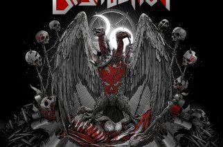 """Destruction ei onnistu vastaamaan odotuksiin uutuusalbumillaan """"Born to Perish"""""""