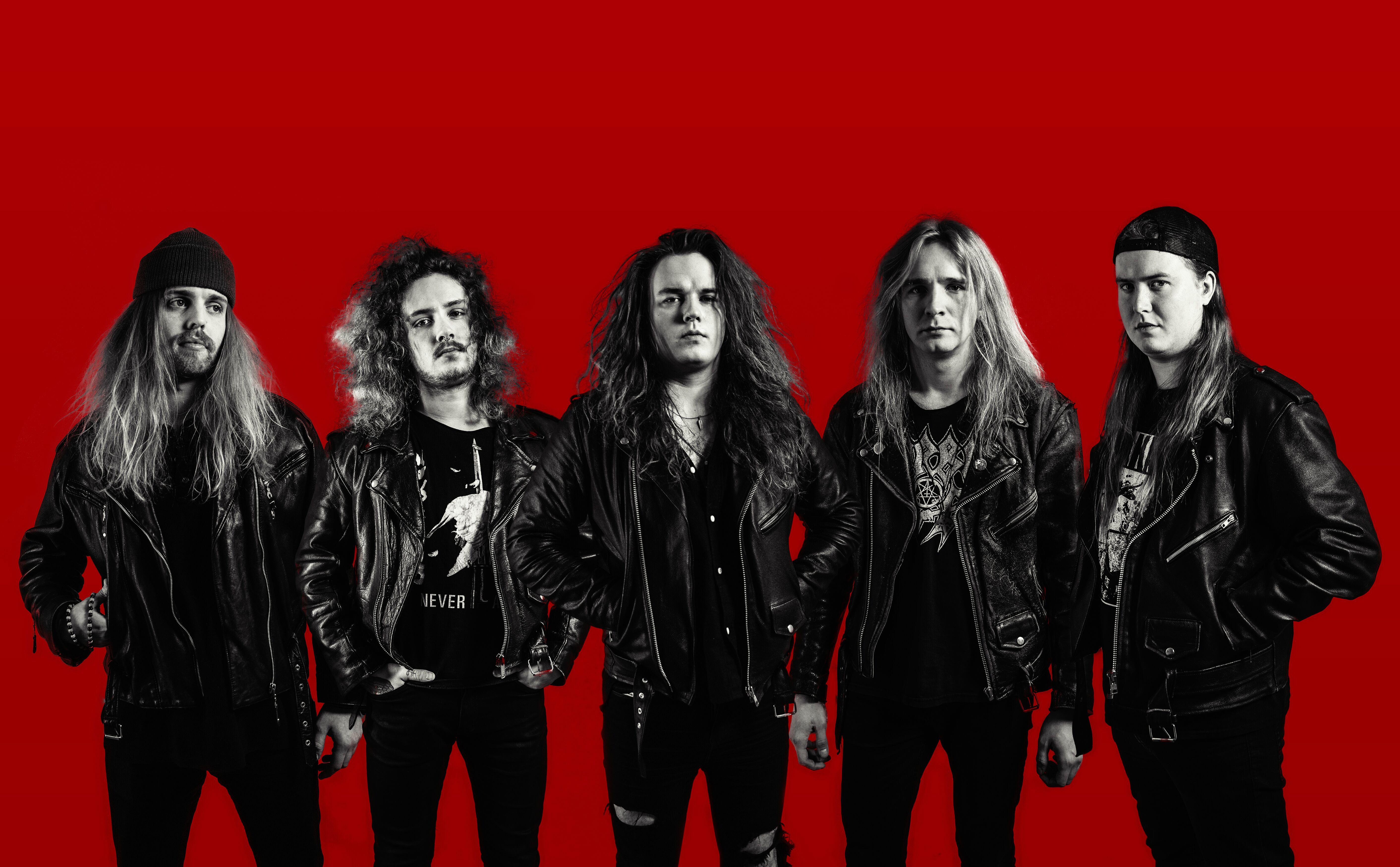 "Hard rock -yhtye Dirt julkaisi uuden singlen ""Cold Sweat"""