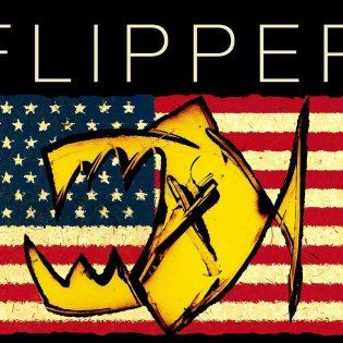 Yhdysvaltalaisen punkin kulttiyhtye Flipper klubikeikalle Helsinkiin elokuussa
