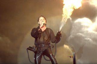 """Liekinheittimiä ja huikeaa lavaenergiaa: Iron Maiden julkaisi livevideon """"Flight Of Icarus"""" -kappaleestaan"""