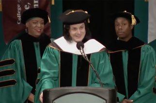 Wayne State University myönsi Jack Whitelle kunniatohtorin arvonimen