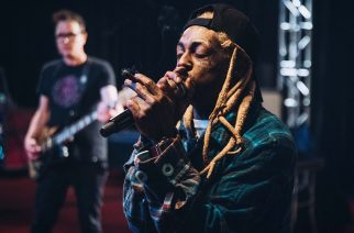 """Uhka vai mahdollisuus? Blink-182 ja räppäri Lil Wayne yhteiskiertueelle: yhteisversio """"What's My Age Again?"""" -hitistä kuunneltavissa"""