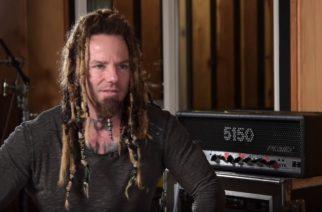 Machine Headiin palannut kitaristi Logan Mader kertoo tuoreella videolla paluustaan yhtyeeseen