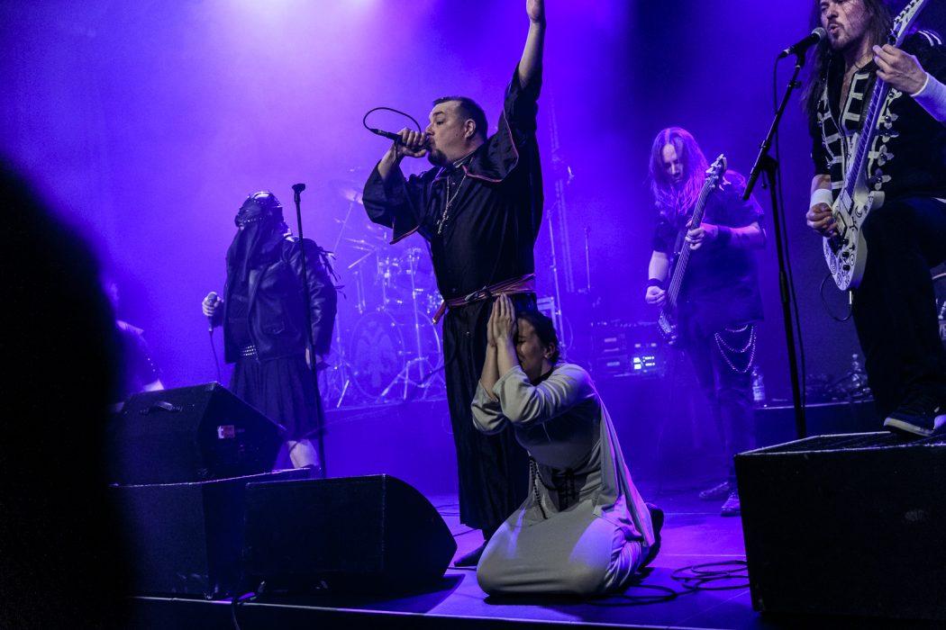"""Silver Bullet julkaisi Aulanko Areenalla kuvatun livevideon """"Eternity In Hell"""" -kappaleesta – keikka Acceptin kanssa luvassa perjantaina Oulussa"""